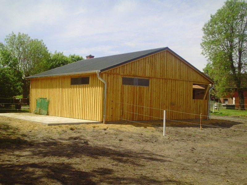 Weidehütte Stall Wetterschutzhütte